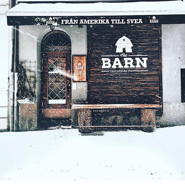 The Barn vinter